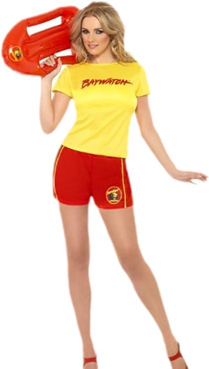 erdbeerloft – para disfraz de mujer Baywatch Sport socorrista ...