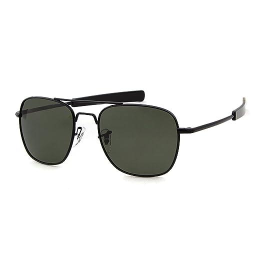 1a1276b53d1 Aviator Sunglasses Polarized For Men Women Square Mirror Metal Frame Sun  Glasses