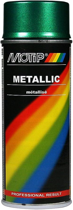 Metallic Lackspray Grün 400ml Auto