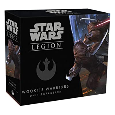 Fantasy Flight Games Star Wars Legion: Wookiee Warriors Unit Expansion: Toys & Games