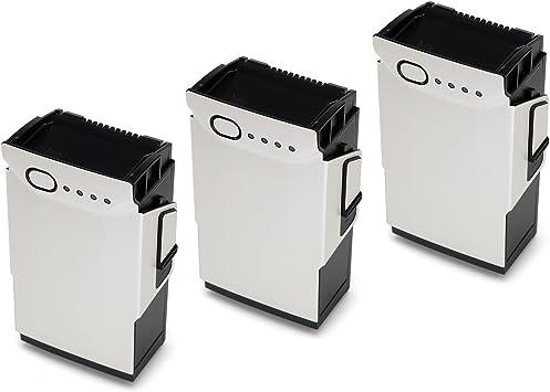 Opinión sobre WRAPGRADE Skin Compatible con dji Mavic Air   3 Baterías (Madagascar Pearl)