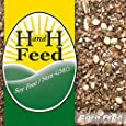 All Natural Chick Starter Freshly Milled: Old Fashioned Mash - Non-GMO, Non-Medicated, Soy Free, Corn Free, with Organic Fertrell Vitamins and Minerals (20lb)