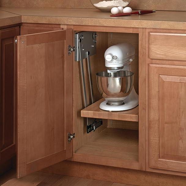 Amazon.com: Base Cabinet Mixer Lifts Heavy Duty Mixer Lift: Home ...