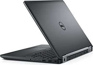 Dell Latitude E5570 Business Laptop Intel i7-6600U 8GB DDR4 500GB HDD Win 7 Pro (Includes Win 10 Pro License)