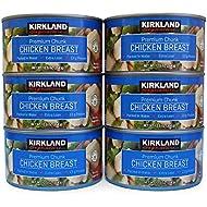Kirkland Signature Chicken Breast (Chicken Breast -6 Count)