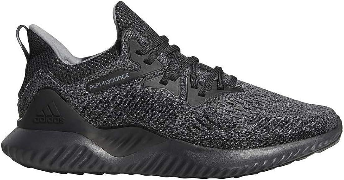 Men's Alphabounce Beyond Running Shoe, Carbon/Grey/Black, 11 M US