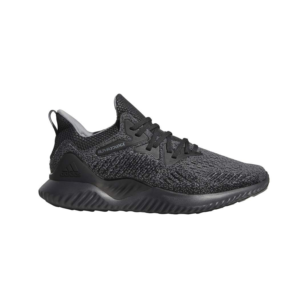 adidas Men's Alphabounce Beyond Running Shoe, Carbon/Grey/Black, 7.5 M US by adidas (Image #1)