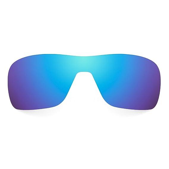 9bb865c131504 Revant Verre de rechange polarisés Bleu Glacier pour Oakley Turbine Rotor   Amazon.fr  Vêtements et accessoires