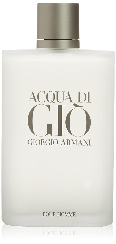Giorgio Armani Acqua Di Gio Homme Men Eau de Toilette, 1er Pack (1 x 200 ml) GA207850