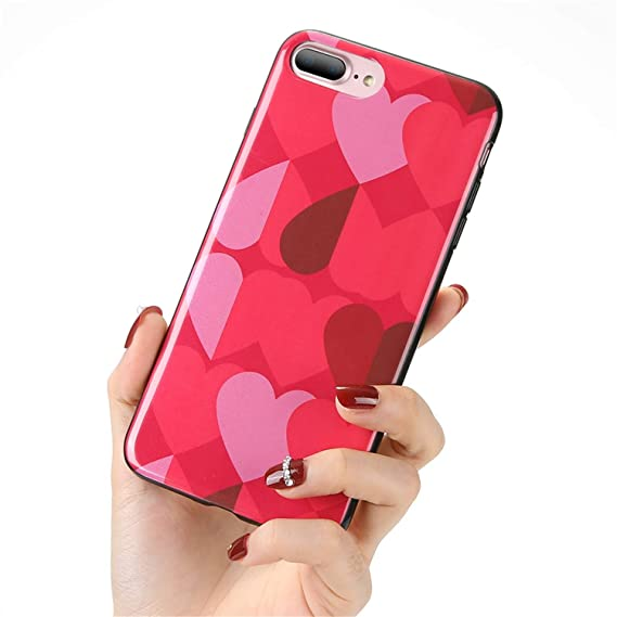 fffeea9b0f03f5 Image Unavailable. Image not available for. Color: New Ink Painting Phone  Case for iPhone 7 8 Cover for iPhone X 8 6 6S