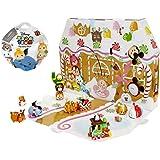 Disney Tsum Tsum 09136 Advent Calendar, 2.5 x 10 x 15 inches Bundled With Disney Tsum Tsum Mystery Stack Pack Series 3