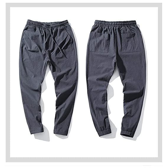 BESTHOO Pantalones Chinos for Hombres Pantalones Deportivos ...