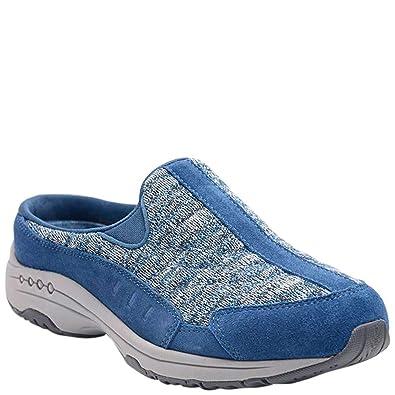 6bb15ff8445e8 Amazon.com | Easy Spirit Women's Traveltime Slip-Ons | Shoes