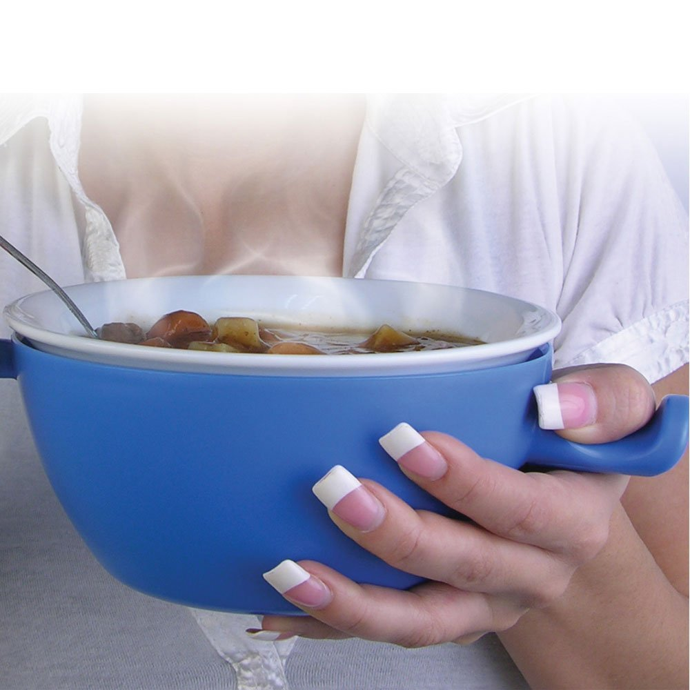 Handy Gourmet Cool Touch Microwave Bowl by Chef Buddy (Image #2)