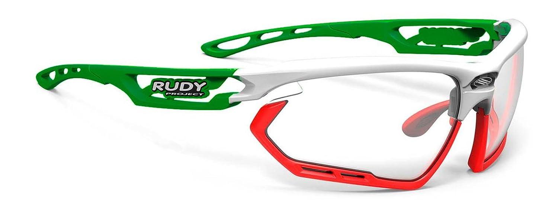 RUDY PROJECT(ルディプロジェクト) 日本限定フォトニック ホワイトレッドグレーン フレーム インパクトX2 調光ブラックレンズ 0145SP457369-00