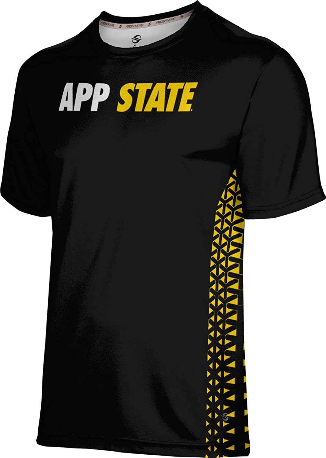 Ripple ProSphere California State University Long Beach Mens Performance T-Shirt