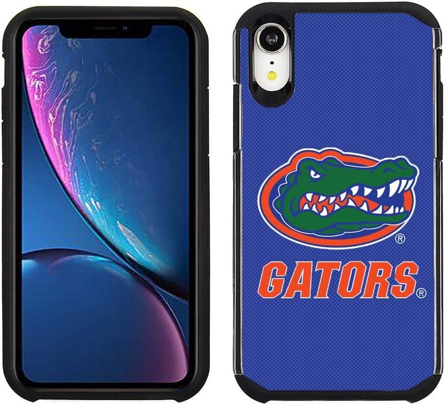 Red//Black NCAA Licensed Case for Alabama Crimson Tide Prime Brands Group Cell Phone Case for Apple iPhone XR
