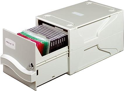 Durable 525610 Almacenamiento Multimedia Caja Multimedia I gris ...