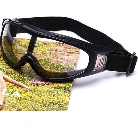 CHINA UK Outdoor Reitschirme Windschutzscheibe Versicherung Flügel Spiegel Anti - Ultraviolett Skifahren Motorrad Motorrad Arbeit Brille Gläser (Mehrfarbig5) pTIjpE