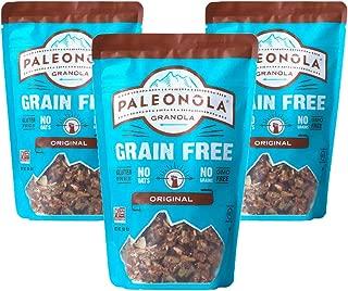 product image for Paleonola The Original Gluten Free Granola | No Refined Sugars, Non-GMO, Dairy Free, Grain free Granola Cereal, 10 Oz Bags (3 Pack)