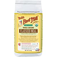 Bob's Red Mill Organic/Gluten Free Flaxseed Meal, 453g