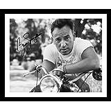 Bruce Springsteen Signiert und gerahmt Foto