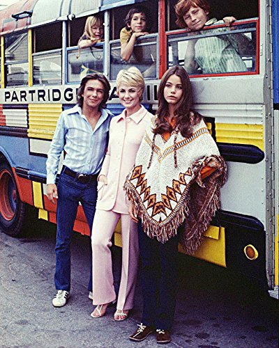 The Partridge Family Cast Photo Print