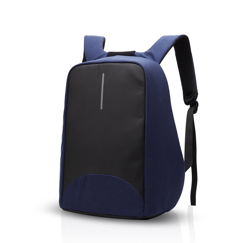 FANDARE Mochila Escolar,Unisexo Mochila, Mochila Antirrobo Impermeable,15.6 Pulgadas Puerto USB, para Viajes, Deporte, Negocios Multifuncional Daypacks ...