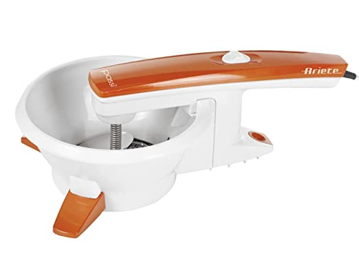Ariete 261 2.02 passí - Pasapurés, ligera y compacta, autonomía 1.000 horas, 3 discos, desomontable, resistente a golpes de calor, apto lavavajillas, ...