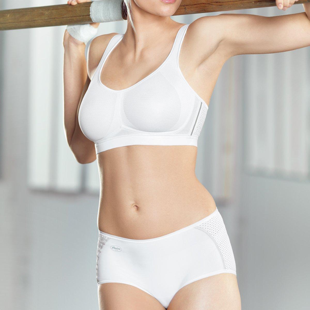 ANITA 5533 - Soutien-gorge de sport - Sans armature - Uni - Femme  Amazon.fr   Vêtements et accessoires b931f2458cd