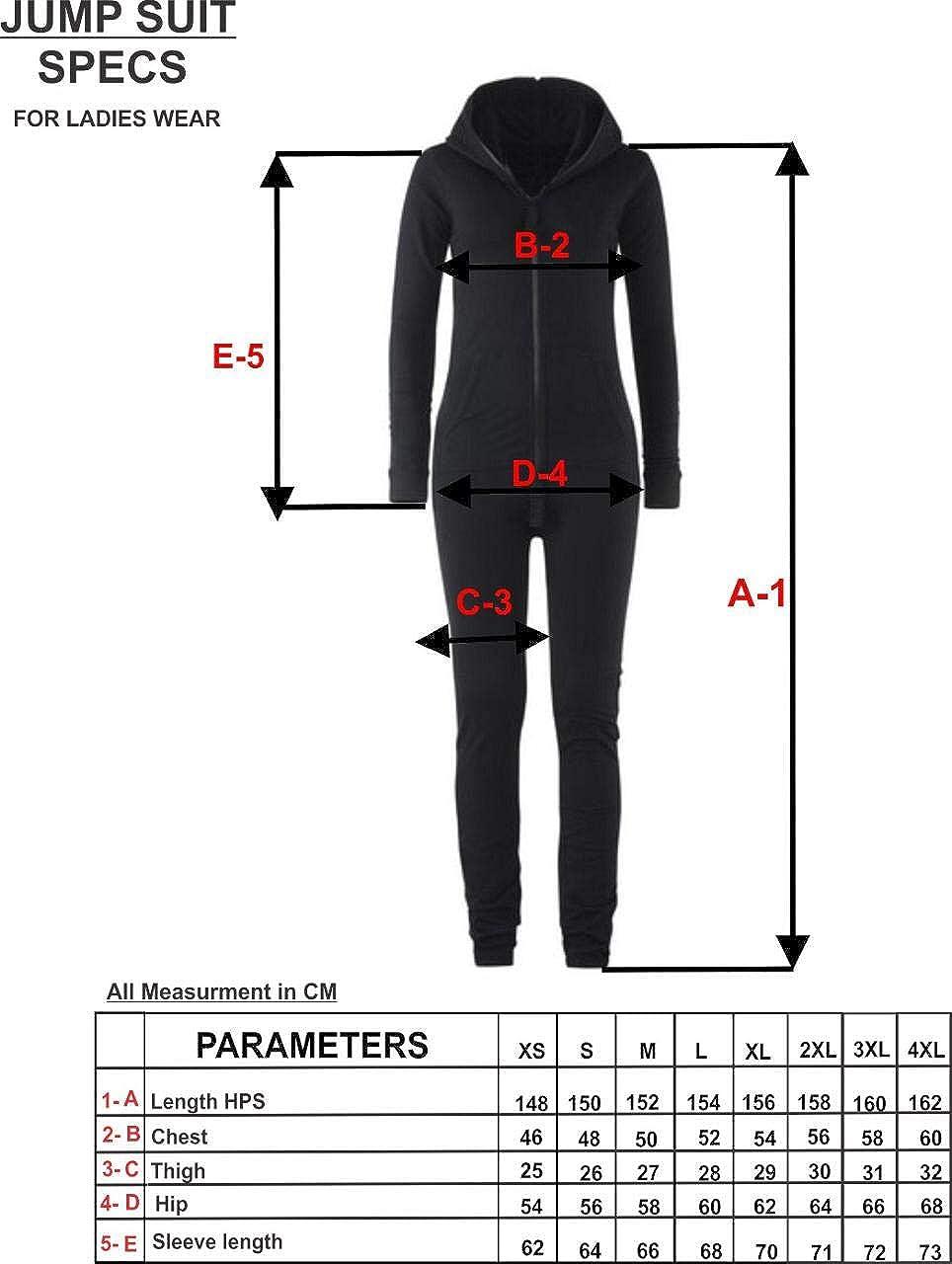 Ganzk/örperanzug Flauschig Crazy Age Damen Jumpsuit aus kuscheligem Teddy Fleece Homewear Overall