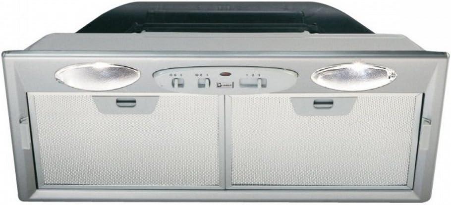 Faber - Campana extractora Inca Smart C integrada en la cocina 52 x 70 cm con filtros de aluminio cm 52 + filtri carbone: Amazon.es: Hogar