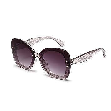 DFIHDCN Gafas de Sol 2019 Gafas de Sol de Gran tamaño de Las ...