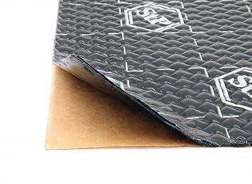 Stp Black Silver 375x265x1 8 Mm Speaker Kit 2pcs 73910126 Navigation Car Hifi