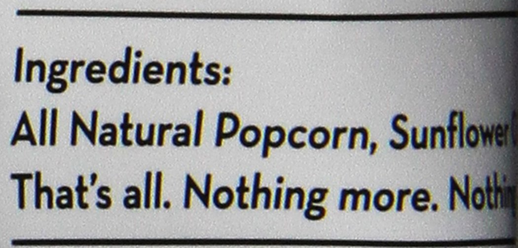 SKINNYPOP Original Popped Popcorn, 100 Calorie Bags, Individual Bags, Gluten Free Popcorn, Non-GMO, No Artificial Ingredients, A Delicious Source of Fiber, 0.65 Ounce (Pack of 30) by SkinnyPop (Image #2)