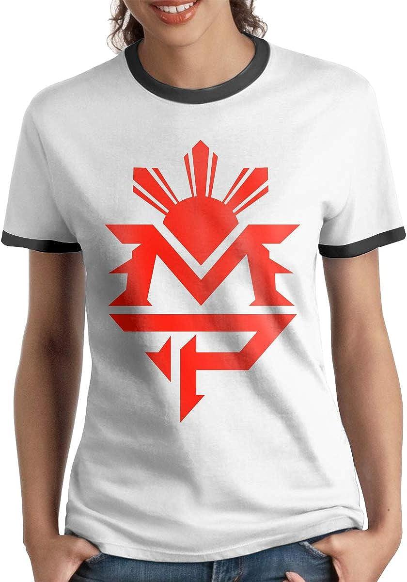 Queen Elena Manny Pacquiao Red Mp Logo, camiseta de algodón ...