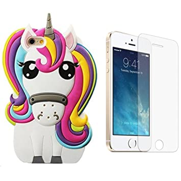 coque iphone 5 animaux 3d