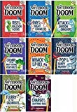 img - for 8 Books: The Notebook of Doom Collection - Rise of the Balloon, Chomp of the Meat Eating Vegetables, Whack of the P-Rex, Pop of the Bumpy Mummy & One More book / textbook / text book