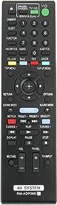 RM-ADP069 Remote Control fit for Sony Blu-ray Disc DVD Home Theatre System BDV-F7 HBD-F7 BDV-T57 BDV-T58 HBD-T79 BDV-E280 HBD-E280 HBD-E580 BDV-N790W BDV-N890W BDV-N990W HBD-E3100 HB-DE3100 RM-ADP072