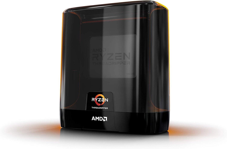 Amazon Com Amd Ryzen Threadripper 3990x 64 Core 128 Thread Unlocked Desktop Processor Without Cooler Computers Accessories