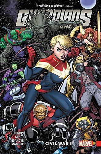 Guardians of the Galaxy: New Guard Vol. 3: Civil War II