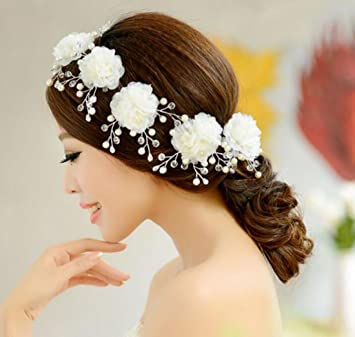 Amazon Com Mdrw Bride Wedding Prom Hair Pins Comb Hair Comb Hair
