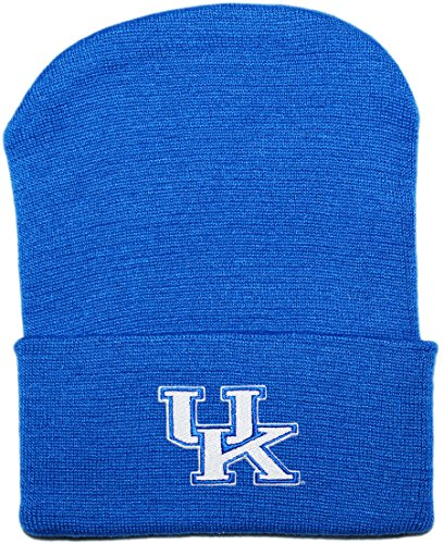 University of Kentucky UK Wildcats Newborn Baby Knit Cap