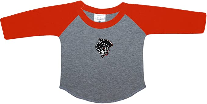 Oklahoma State University OSU Baby and Toddler Polar Fleece Vest