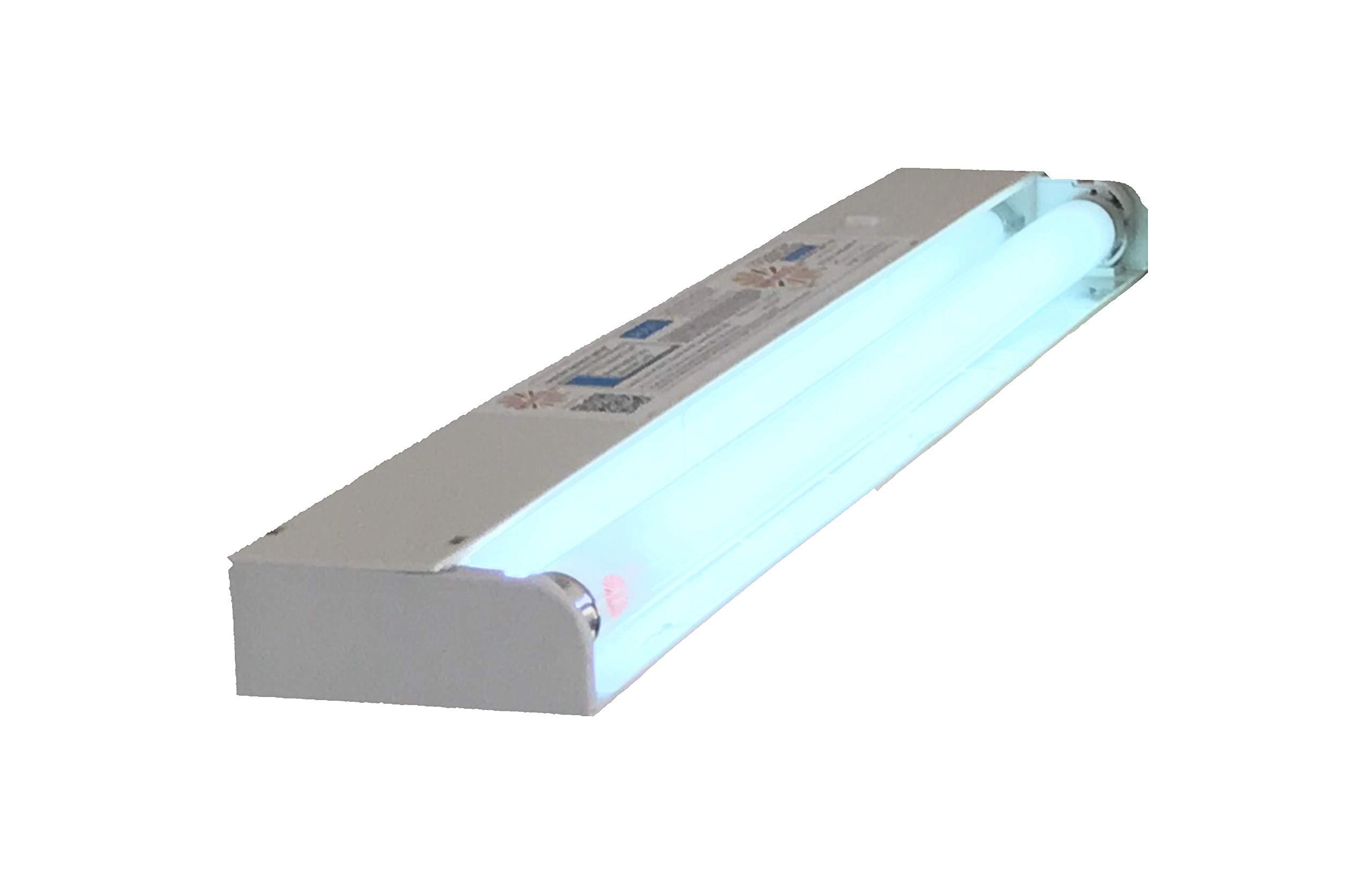UVB Tropical White Ultraviolet BlueSky Lamp Model 1