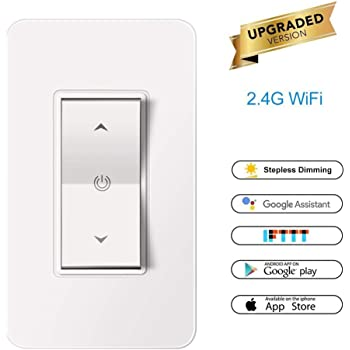 Smart Dimmer Switch by Martin Jerry   SmartLife App, Mains Dimming ...
