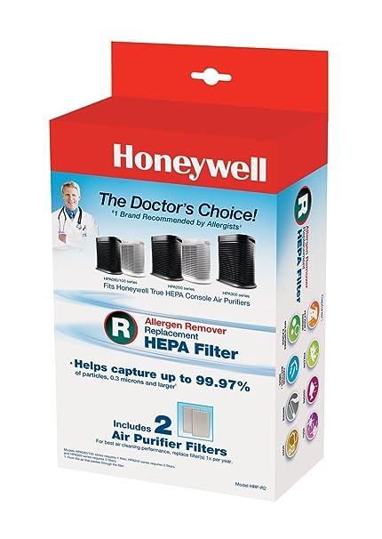Honeywell HRF-R2C HEPA Filter (R) for Air Purifier
