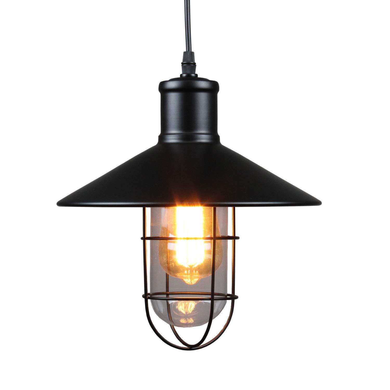 Industrial pendant light ivalue vintage barn pendant light fixture