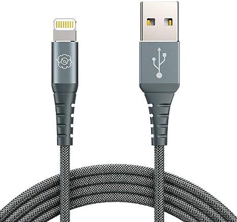Apple Certified Braided Lightning USB