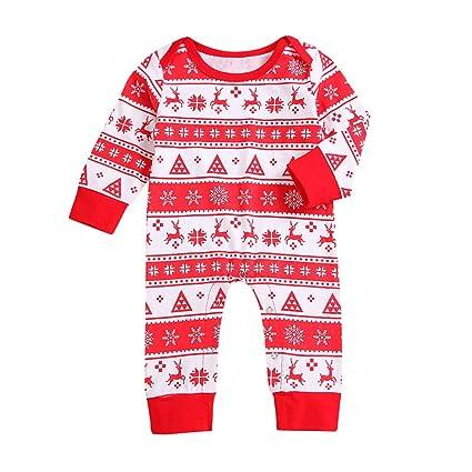 6599d18795a0e ベビー服 子供服 キッズ服 女の子 男の子 赤ちゃん 長袖 クリスマスシカ プリント フード付き ロンパース ジャンプ